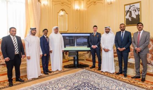 DGCX-IBMC UAE AFRICA WEBSITE INAUGURATION