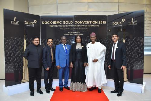 DGCX- IBMC GOLD CONVENTION 2019